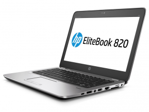 HP ELITEBOOK 820 G3, 12.5 FHD AG, Intel® Core™ i5 Processzor 6200U, 8GB, 256GB SSD, Intel® HD 520, Metal, WIN10PRO, 3Y