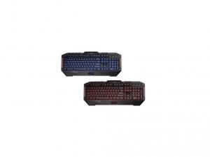 ASUS Cerberus Fekete USB Gamer billentyűzet