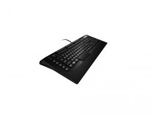 SteelSeries Apex Raw Fekete USB ENG Low Profil világító Gaming billentyűzet