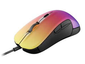 SteelSeries Rival 300 CS:GO FADE Optikai Gaming egér