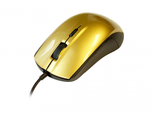 SteelSeries Rival 100 Alchemy Gold Optikai Gaming egér