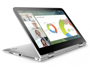 HP SPECTRE PRO X360 G2 13.3 FHD BV TOUCH, Core™ I7-6600U 2.6GHZ, 8GB, 512GB SSD, WIN 10 PROF. - ANGOL LOKALIZÁCIÓ