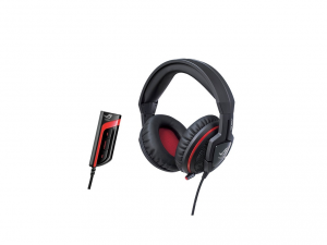 ASUS ORION PRO Fekete USB + Jack Gamer headset
