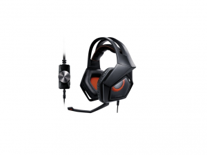 ASUS STRIX PRO Fekete Jack Gamer headset