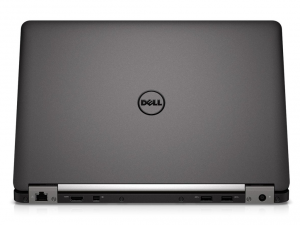 DELL Latitude E7270 Core™ i5-6300U Processzor (2.4-3GHz), Intel® HD 520 VGA, 1x8GB DDR4, 128 GB M.2 SSD, Linux, 12.5, 1366x768,, HD Cam, 802.11ac+BT4.1, 4cell, Fingerprint Reader, Smartcard Reader, HU keyboard Single Pointing, 3y NBD