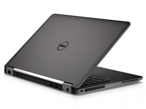 DELL Latitude E7270 Core™ i5-6300U Processzor (2.4-3GHz), Intel® HD 520 VGA, 1x8GB DDR4, 256GB SSD, W10 Pro., 12.5, 1920x1080, anti-Glare, HD Cam, 802.11ac+BT4.1, 4cell, , FP Reader, Smartcard Reader, HU keyboard Single Pointing, 3y