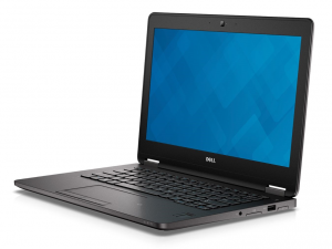 DELL Latitude E7270 Core™ i5-6300U Processzor (2.4-3GHz), Intel® HD 520 VGA, 1x8GB DDR4, 256GB SSD, W7Pro 64, W10 lic., 12.5, 1920x1080, anti-Glare, HD Cam, 802.11ac+BT4.1, 4cell, , FP Reader, Smartcard Reader, HU keyboard Single Pointing, 3y