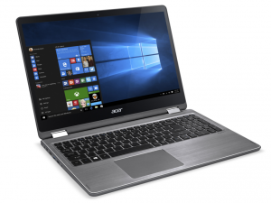ACER ASPIRE R5-571T-53WF 15,6 FHD IPS, Intel® Core™ i5 Processzor-6200U, 8GB, 256GB SSD, Intel® HD GRAPHICS, WIN10