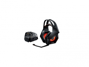 ASUS STRIX 7.1 Fekete USB Gamer headset