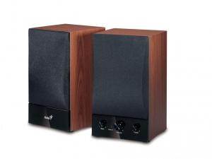 Genius SP-HF1250B 2.0 jack 40W fa hangszóró