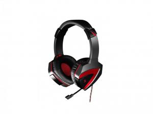 A4-Tech Bloody G501 fekete-piros USB 7.1 headset