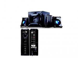 Genius 3RS,SW-G2.1 2000 fekete hangszóró