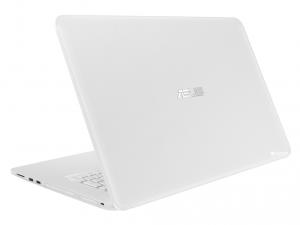 ASUS 17,3 FHD X756UX-T4067D - Fehér Intel® Core™ i7-6500U /2,50GHz - 3,10GHz/ , 8GB 1600MHz, 1TB HDD, DVDSMDL, Nvidia® GTX 950M 4GB, Wifi, Bluetooth, Webkamera, FreeDOS, Matt kijelző