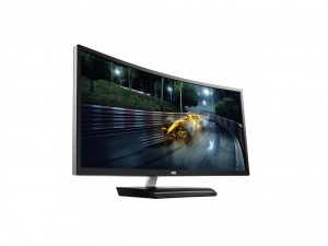 AOC 35 C3583FQ - MVA LED - 160Hz - Gaming Line - Ívelt monitor