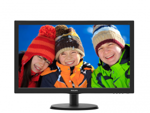 Philips 21,5 223V5LHSB2/00 - LED - Monitor