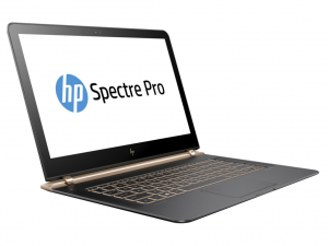 HP SPECTRE PRO 13 13-v102nh HP 13.3 FHD Core™ I7-6500U 2.5GHZ, 8GB, 512GB SSD, WIN 10 (219318)