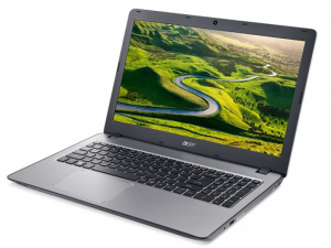 ACER ASPIRE F5-573G-55QP 15.6 FHD LED, Intel® Core™ i5 Processzor-7200U, 4GB, 128GB SSD+1TB HDD, DVD, GEFORCE GT 940MX, EZÜST (220708)