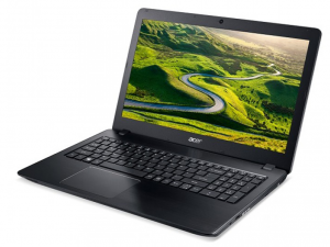 Acer Aspire 15,6 FHD F5-573G-558C - Fekete Intel® Core™ i5-7200U/2,50GHz - 3,10GHz/, 4GB 2133MHz, 96GB SSD + 1TB HDD, DVDSMDL, NVIDIA® GeForce® 940MX / 4GB, WiFi, Bluetooth, HD Webkamera, Boot-up Linux, Fényes Kijelző
