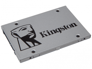 2,5 Kingston SATA3 SSDNow UV400 - 480GB - SUV400S37/480G - SSD