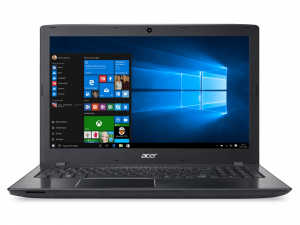 ACER ASPIRE E5-575G-57ZL 15.6 FHD LED, Intel® Core™ i5 Processzor-6200U, 4GB, 1TB HDD,DVD-SUPER MULTI DL DRIVE, GEFORCE 950M, FEKETE