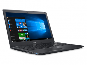 Acer Aspire 15,6 FHD E5-575G-31P0 - Fekete Intel® Core™ i3-6100U - 2,30GHz, 4GB DDR4 2133MHz, 1TB HDD, DVDSMDL, NVIDIA® GeForce® GTX950M / 2GB, WiFi, Bluetooth, HD Webkamera, Boot-up Linux, Matt kijelző