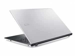 ACER ASPIRE E5-575G-51B8 15.6 HD LED, Intel® Core™ i5 Processzor-7200U, 4GB, 500GB HDD,DVD, GEFORCE GT 940MX, FEHÉR (220698)