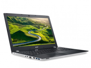 Acer Aspire 15,6 HD E5-575G-558C - Fehér / Fekete Intel® Core™ i5-7200U/2,50GHz - 3,10GHz/, 4GB 2133MHz, 1TB HDD, DVDSMDL, NVIDIA® GeForce® 940MX / 2GB, WiFi, Bluetooth, HD Webkamera, Boot-up Linux, Matt kijelző