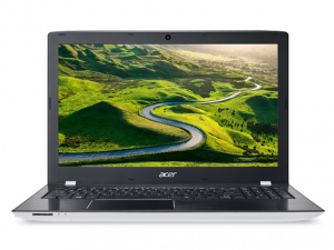 Acer Aspire 15,6 FHD E5-575G-58UN - Fehér / Fekete Intel® Core™ i5-6200U - 2,30GHz, 4GB DDR4 2133MHz, 1TB HDD, DVDSMDL, NVIDIA® GeForce® 940MX / 2GB, WiFi, Bluetooth, HD Webkamera, Boot-up Linux, Matt kijelző