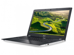 Acer Aspire 15,6 HD E5-575G-50RK - Fehér / Fekete Intel® Core™ i5-6200U - 2,30GHz, 4GB DDR4 2133MHz, 1TB HDD, DVDSMDL, NVIDIA® GeForce® 940MX / 2GB, WiFi, Bluetooth, HD Webkamera, Boot-up Linux, Matt kijelző