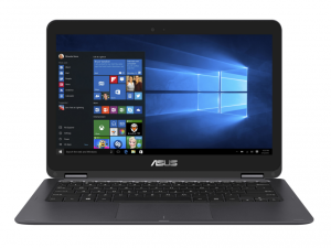 ASUS 13,3 FHD Touch UX360CA-C4014T - Szürke - Windows® 10 Home Intel® Core™ m3-6Y30 /0,90GHz - 2,20GHz/, 4GB 1866MHz, 128GB SSD, Intel® HD Graphics 515, Wifi, Bluetooth, Webkamera, Windows® 10 Home, Sleeve & cable, Fényes kijelző, Touch