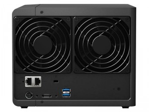 Synology DiskStation DS916+ (2 GB) 4-lemezes NAS (4×1,6-2,56 GHz CPU, 2 GB RAM)