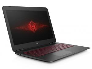HP Omen 15-AX003NH, 15.6 FHD AG Intel® Core™ i7 Processzor 6700HQ, 16GB, 1TB+256GB SSD, Nvidia GF GTX965M 4GB, WIN10 (216448)