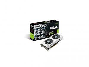 Asus PCIe NVIDIA GTX 1060 6GB GDDR5 - DUAL-GTX1060-O6G