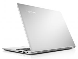 LENOVO IDEAPAD 710S-13ISK, 13,3 FHD IPS AG, Intel® Core™ i5 Processzor-6200U, 8GB, 256GB PCIE SSD, O ODD, WIN10, SILVER