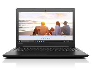 Lenovo Ideapad 15,6 HD LED 310 - 80SM00MFHV - Fekete Intel® Core™ i5-6200U /2,30GHz - 2,80GHz/, 8GB 2133MHz, 1TB HDD, DVDSMDL, Nvidia® 920MX 2GB, Wifi, Bluetooth, Webkamera, FreeDOS, Fényes kijelző