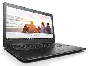 Lenovo Ideapad 15,6 HD LED 310 - 80TV00P3HV - Fekete Intel® Core™ i3-7100U /2,40GHz/, 4GB 2133MHz, 1TB HDD, DVDSMDL, Nvidia® GTX920MX 2GB, Wifi, Bluetooth, Webkamera, FreeDOS, Fényes kijelző