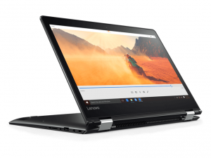 Lenovo Yoga 15,6 FHD IPS LED 510 - 80S80028HV - Fekete - Windows® 10 Home - Touch Intel® Core™ i5-6200U /2,30GHz - 2,80GHz/, 8 GB 2133MHz, 1TB HDD, AMD Radeon™ R2 M255 2GB, Wifi, Bluetooth, Webkamera, Háttérvilágtású billentyűzet, Windows® 10 Home, Fén