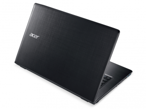 ACER ASPIRE E5-774G-552L 17.3 FHD LED, Intel® Core™ i5 Processzor-6200U, 4GB, 1TB HDD,DVD-SUPER MULTI DL DRIVE, GEFORCE 950M, FEKETE (213803)