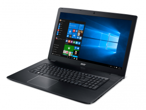ACER ASPIRE E5-774G-71HW 17.3 FHD LED, Intel® Core™ i7 Processzor-6500U, 8GB, 1TB HDD,DVD-SUPER MULTI DL DRIVE, GEFORCE 950M, FEKETE (213804)