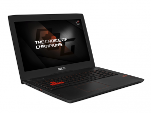 ASUS 15,6 UHD GL502VY-FI089T - Fekete - Windows® 10 Home Intel® Core™ i7-6700HQ /2,60GHz - 3,50GHz/, 16GB 2133MHz, 1TB HDD + 128GB SDD, Nvidia® GTX980M 4GB, Wifi, Bluetooth, Webkamera,Windows® 10 Home, Háttérvilágítású billentyűzet, Matt kijelző