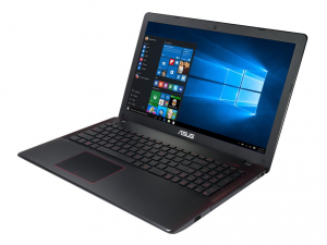 Asus X550VX-DM187D 15.6 FHD 1920x1080, Intel® Core™ i5 Processzor-6300HQ, 4GB DDR4 1600, 1TB , NVIDIA GT 950M 2G, VGA webcam, DVD Super Multi DL, 802.11ac wlan,BT,4CELL 44WH,DOS fekete