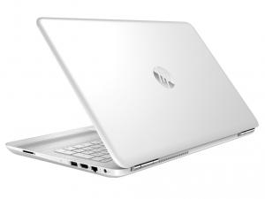 HP PAVILION 15-AW009NH, 15.6 FHD AG AMD A10 9600, 8GB, 1TB, AMD R7 M440 4GB, FEHÉR, 1Y+2YCP, DOS (220374)