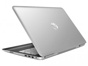 HP Pavilion 17-AB005NH, 17.3 FHD AG Intel® Core™ i7 Processzor 6700HQ, 8GB, 1TB+128GB SSD, Nvidia GF GTX960M 4GB,Természetes ezüst (216447)