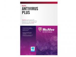 McAfee Antivirus Plus 2013 Hun (1 Felhasználó 1 év OEM)