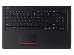 Lenovo Ideapad 15,6 FHD LED V310 - 80SY013HHV - Fekete Intel® Core™ i5-6200U /2,30GHz - 2,80GHz/, 4GB 2133MHz, 500GB + 8GB SSHD, DVDSMDL, Intel® HD Graphics 520, Wifi, Bluetooth, Webkamera, Ujjlenyomatolvasó, Plusz beszerelhető akkumulátor, FreeDOS, Ma