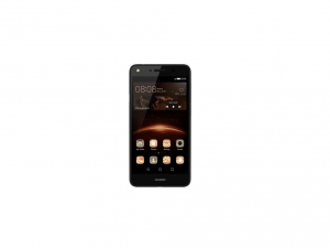 Huawei Y5 II Fekete okostelefon - Dual SIM