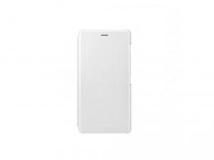 Huawei P9 Lite, Flip Cover Feher