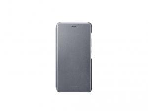 Huawei P9 Lite, Flip Cover Szürke