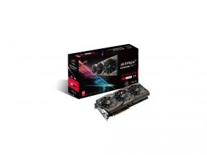 Asus PCIe AMD RX 480 8GB GDDR5 - STRIX-RX480-O8G-GAMING