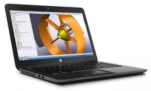 HP Zbook 14 G1 használt laptop